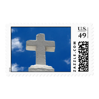 Chipped but Still Standing Postage