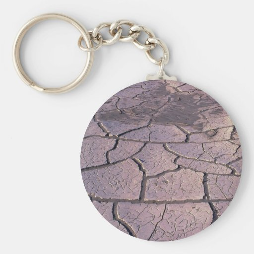 Chipped By Thirst Key Chain