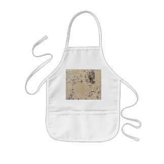 Chipped Painted Metal Textured Kids' Apron