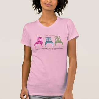 Chippendale Chairs Tee Shirt
