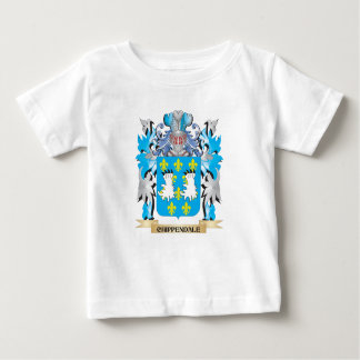 Chippendale Coat of Arms - Family Crest Tee Shirts