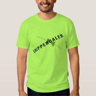 Chippendales Stamp T Tshirts