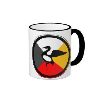 Chippewa Dodem Mong Coffee Mugs