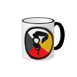 Chippewa Dodem Waabizheshi Coffee Mugs