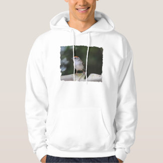 Chipping Sparrow Hoodie