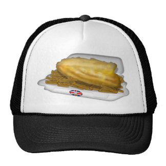 Chippy Chips Trucker Hat