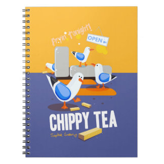 Chippy Tea Note Book