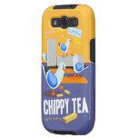 Chippy Tea Samsung Galaxy S3 Case