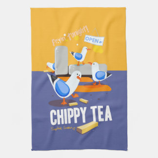 Chippy Tea Tea Towel