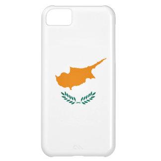 Chipre - bandera chipriota funda para iPhone 5C