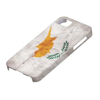 Chipre; Bandera chipriota iPhone 5 Carcasas