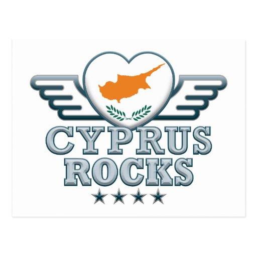 Chipre oscila v2 tarjeta postal