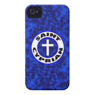 Chipriota del santo iPhone 4 Case-Mate cárcasas