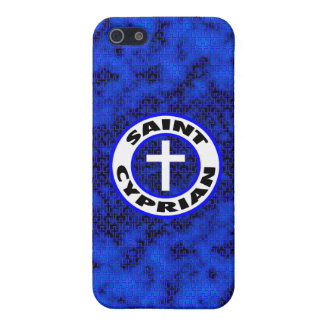 Chipriota del santo iPhone 5 funda