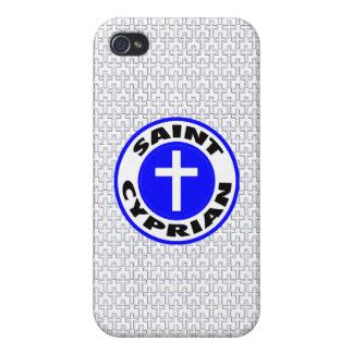 Chipriota del santo iPhone 4 fundas