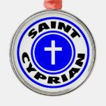 Chipriota del santo ornamente de reyes