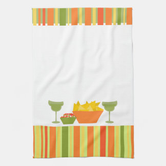 Chips and Salsa Kitchen Towel