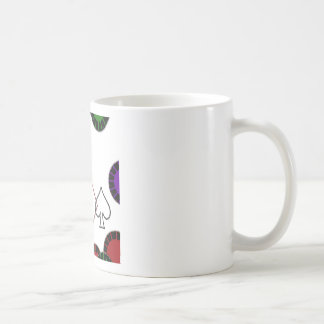 Chips and Suits Coffee Mug