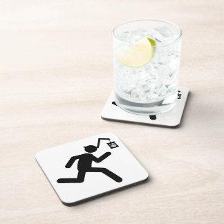 Chips Beverage Coaster