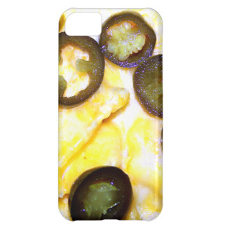 Chips Cheese and Jalapenos iPhone 5C Case