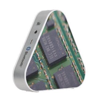 Chips de memoria del ordenador altavoz bluetooth