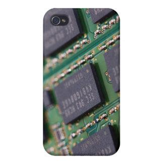 Chips de memoria del ordenador iPhone 4 carcasas