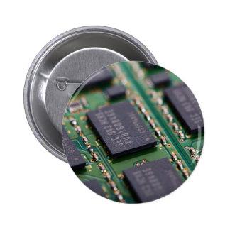 Chips de memoria del ordenador pin