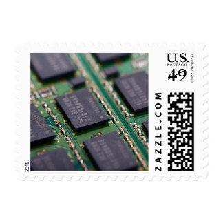 Chips de memoria del ordenador envio