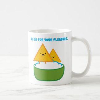Chips & Dip Mug (Plain)