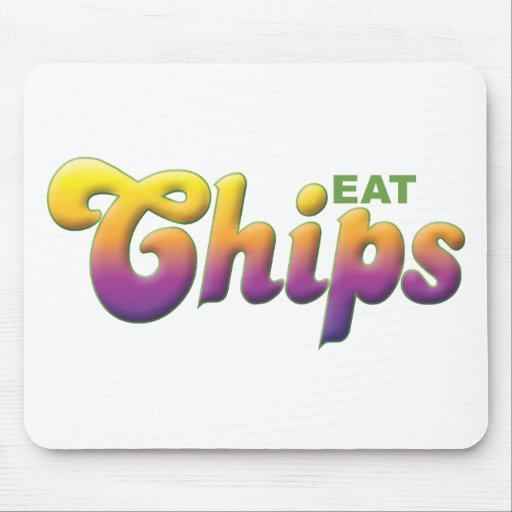Chips, Eat Mouse Pad