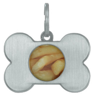 Chips/Fries Pet Tag