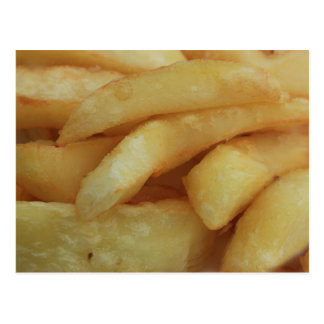 Chips/Fries Postcard