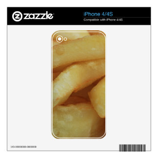 Chips/Fries Skins For iPhone 4S