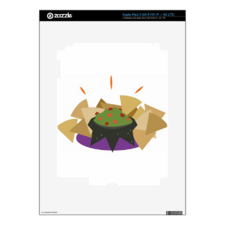 Chips & Guacamole Decal For iPad 3