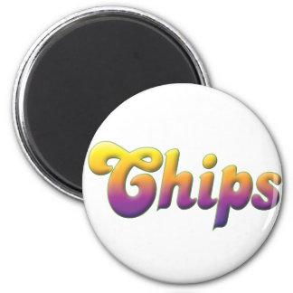 Chips Fridge Magnets