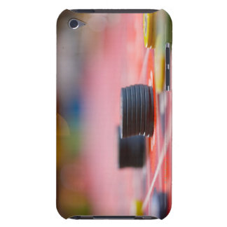Chips on betting table 3 iPod touch Case-Mate case