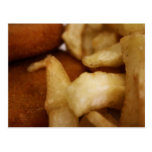 Chips Post Card