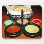 Chips & Salsa Mouse Pad