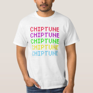 Chiptune Varicolor T-Shirt