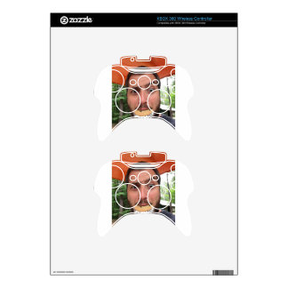 Chipwich Nut Eating One Retrobrands Xbox 360 Controller Skins