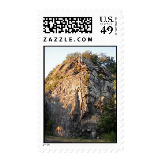 Chique's Rock Postage Stamp
