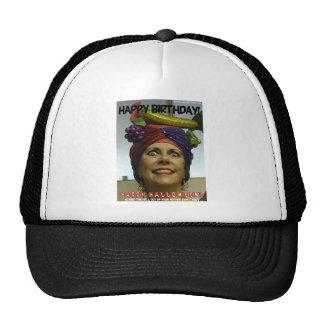 CHIQUITA BONITA HAPPY HALLOWEEN & BIRTHDAY TRUCKER HAT