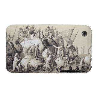 Chir Singh, Maharaja of the Sikhs with the King of iPhone 3 Case-Mate Case