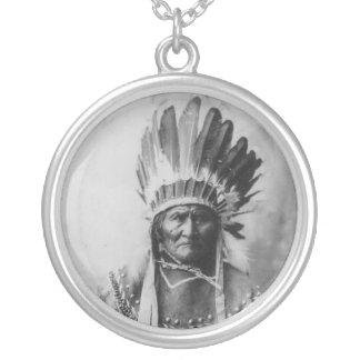 Chiricahua Apache Geronimo Goyathlay Goyahkla Jewelry