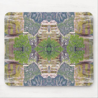 Chiricahua Kaleidoscope Mousepad