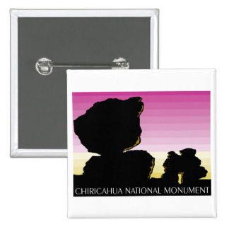 Chiricahua National Monument Button