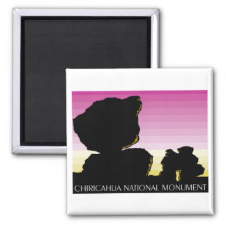 Chiricahua National Monument Fridge Magnets