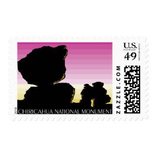 Chiricahua National Monument Postage