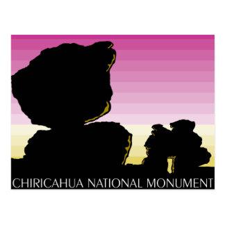 Chiricahua National Monument Postcard