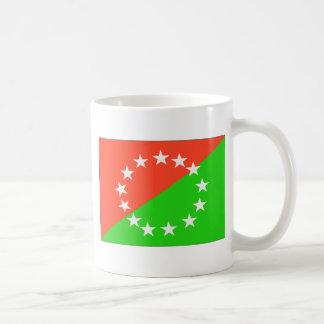 Chiriqui, Panama flag Coffee Mugs